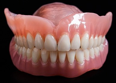 Dentures at Parkhill Dental Practice